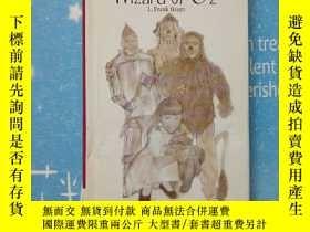 二手書博民逛書店the罕見wonderful wizard of oz(綠野仙蹤