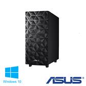【ASUS 華碩】H-S300MA-51040F018T 六核心I5雙碟SSD獨顯電腦