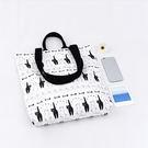 手提包 手提包 帆布袋 手提袋 環保購物袋--手提/單肩【SPE27】 icoca  10/06