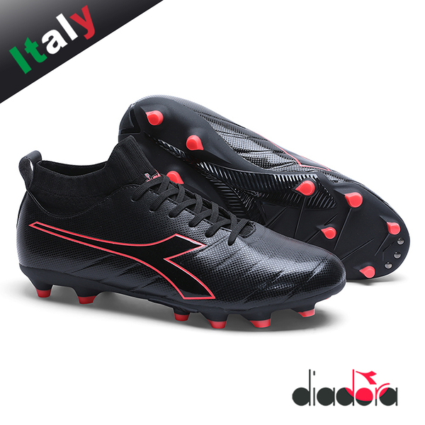 Diadora BRASIL ELITE R LP12 襪套式頂級成人足球釘鞋 175638 20FWO