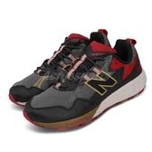 New Balance 慢跑鞋Fresh Foam Crag Trail 寬楦 黑 紅 男鞋 越野跑鞋 運動鞋 【ACS】 MTCRGCN22E