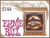 【小麥老師樂器館】民謠吉他弦 吉他弦 Ernie Ball 旗艦店 12-54 磷青銅 2146【T211】弦 吉他