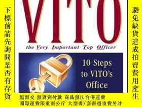 二手書博民逛書店Getting罕見to VITO (The Very Important Top Officer): 10 Ste