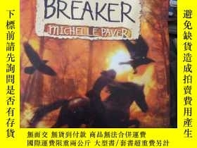 二手書博民逛書店oath罕見breaker ISBN:9780060728373