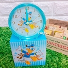 日本正品 迪士尼鬧鐘 唐老鴨 奇奇蒂蒂 時鐘 桌鐘 桌上型鬧鐘 小鬧鐘 COCOS TG285