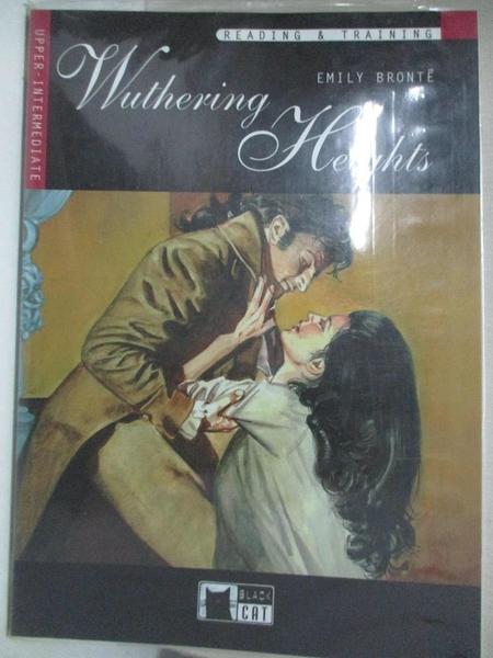 【書寶二手書T1/原文小說_AJ6】Wuthering Heights Book+cd (Reading & Training)_Varios