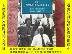 二手書博民逛書店IMAGES罕見OF JAPANESE SOCIETY Ross