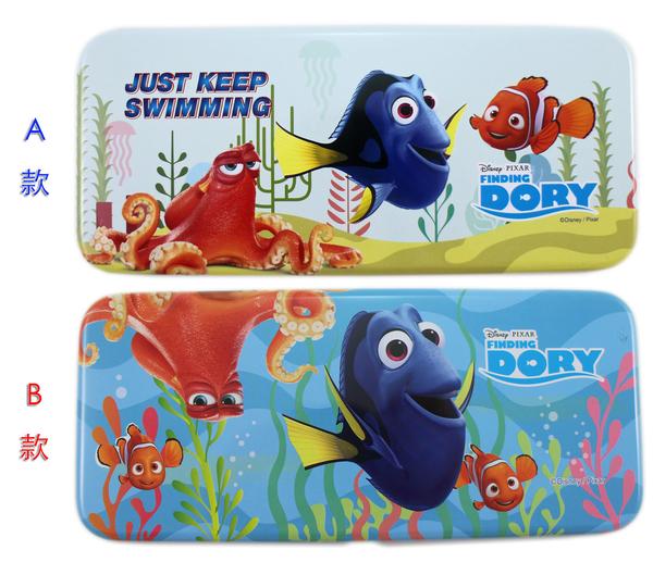 【卡漫城】 Nemo 雙層 鐵筆盒 剩A款 ㊣版 海底總動員 鉛筆盒 Finding Dory 七條郎 多莉 尼莫 鐵盒