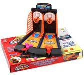 兒童玩具 禮物\雙人彈射籃球桌面投籃游戲早教益智玩具親子互動 莎瓦迪卡
