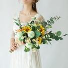 婚禮仿真新娘手捧花