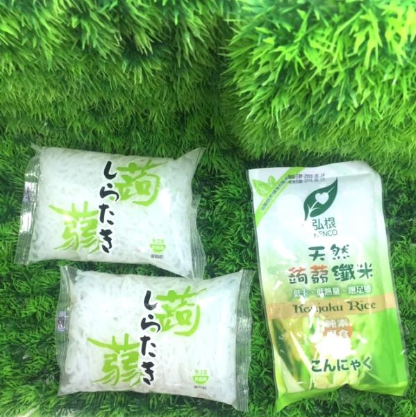 【JC Beauty】  三福 蒟蒻麵 / 蒟蒻米 高纖低熱量 生酮飲食