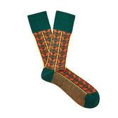 黑五好物節❤秋冬中筒襪子走秀襪及膝襪小腿襪女學院風針織純棉堆堆襪