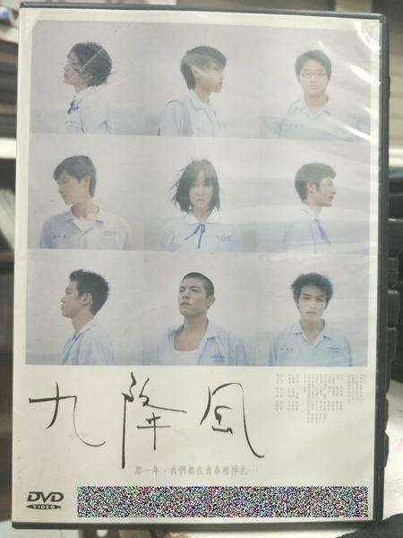 挖寶二手片-Y68-010-正版DVD-華語【九降風】-鳳小岳 張捷 紀培慧 王柏傑