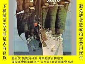 二手書博民逛書店Sailing罕見Ships-帆船Y443421 Patrick Brophy H... 出版1970