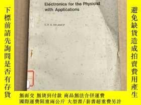 二手書博民逛書店electronics罕見for the physicist with applications(P3280)