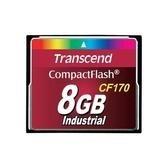 創見 記憶卡 【TS8GCF170】 8GB CF170 170X 150倍 工業用CF記憶卡 二年保固 新風尚潮流