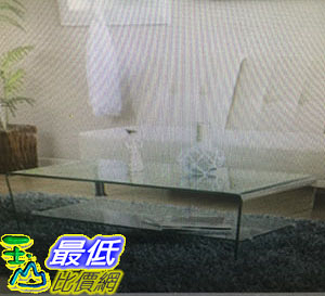 [COSCO代購] W1033794 Noble House Jeremy 玻璃咖啡桌 _W1033794