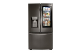 ***東洋數位家電***含運+安裝 LG GR-QBFL87BS InstaView™WiFi敲敲看門中門冰箱