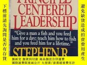 二手書博民逛書店Principle罕見Centered LeadershipY2