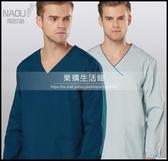 手術服洗手衣男女手術衣醫生服手術室隔離衣美容院工作服LG-882230
