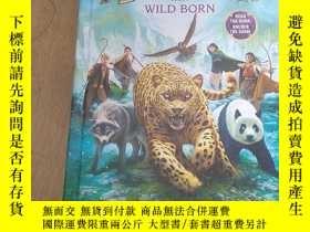 二手書博民逛書店spirit罕見animals 1 wild bornY1446