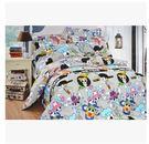 海賊王床包四件套 床單四件套 純棉 海賊王卡通床包 男孩床包  標準雙人【藍星居家】