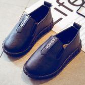 兒童運動皮鞋休閒單鞋
