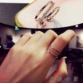 食指戒指女日韓學生指環