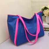 大包包2020新款潮時尚女包包旅行包手提購物袋尼龍布包單肩包CY 酷男精品館
