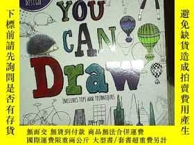 二手書博民逛書店You罕見Can Draw (Drawing Books) 繪畫