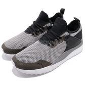 Puma 慢跑鞋 Pacer Next Cage GK 黑 白 基本款 男鞋 舒適緩震 運動鞋【PUMP306】 36528201