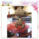 (YB-01)氣球快樂送!!感動的時刻~生日快樂!!史奴比氣球串大台北地區免費外送!!