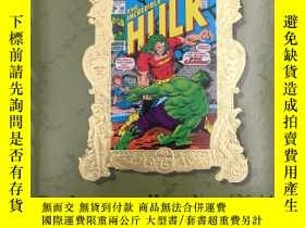 二手書博民逛書店Incredible罕見Hulk Masterworks Vol