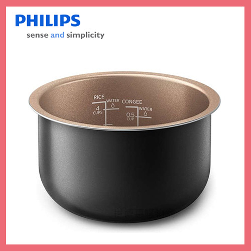 世博惠購物網◆PHILIPS飛利浦 微電腦迷你電子鍋專用內鍋~適用機型 HD3060、HD3160◆