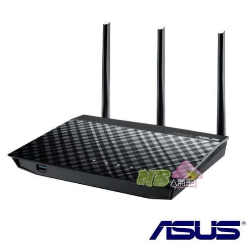 華碩 RT-N18U 2.4 GHz 高效能無線分享器