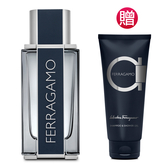 Salvatore Ferragamo 費洛佳摩 菲常先生男性淡香水100ml(贈)同款沐浴膠200ml Vivo薇朵