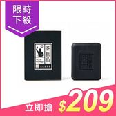 臺灣茶摳 茶摳伯竹炭潔身皂(130g)【小三美日】肥皂/香皂$280
