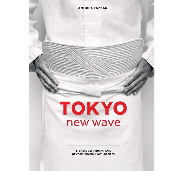 2018/2019 美國得獎作品 Tokyo New Wave: 31 Chefs Defining Japans Next Generation March 13, 2018