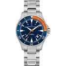 Hamilton漢米爾頓 KHAKI NAVY 卡其海軍系列 SCUBA AUTO機械腕錶 H82365141
