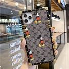 三星S20/S10/S9/S8 Plus保護殼 韓風潮牌米老鼠三星S10+手機殼 SamSung S9plus保護套 Galaxy S20 Ultra手機套