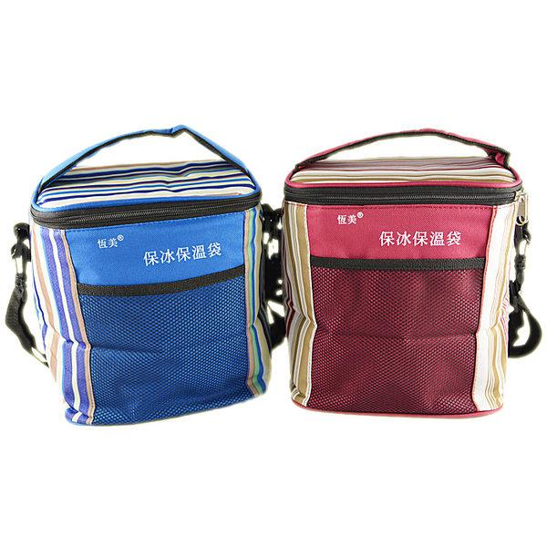 【我們網路購物商城】恆美-冰溫兩用保溫袋 保冰袋 保溫袋 時尚輕巧 鎖住新鮮(KX-WD-04)