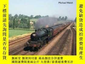 二手書博民逛書店Steam罕見in the English Landscape-英國風景中的蒸汽Y414958 出版20