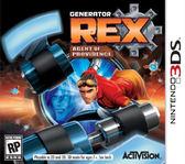 3DS Generator Rex 機械戰士雷克斯(美版代購)
