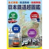 日本鐵道超圖鑑(各式車種×鐵道路線×拍攝熱點)
