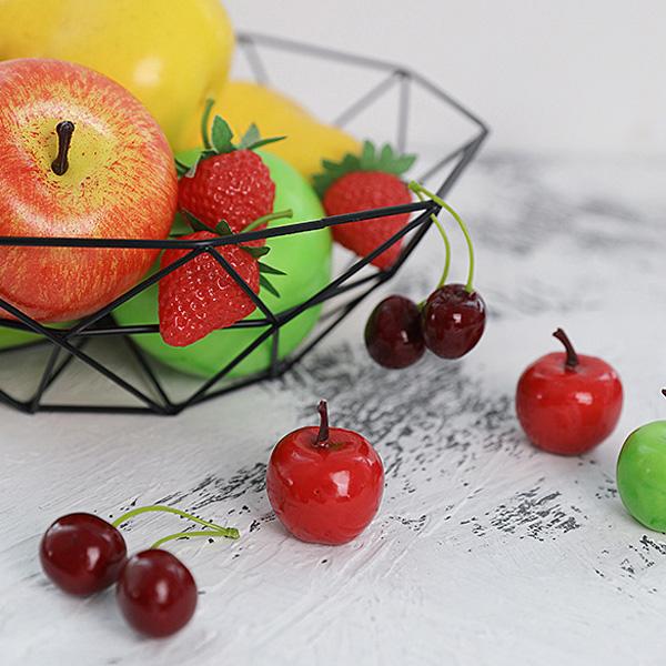 【BlueCat】仿真水果 草莓 (3入) 拍照道具