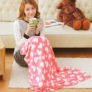 多功能輕巧毯-兒童毛毯/寵物毯.觸感柔順.輕巧方便((隨機出貨))