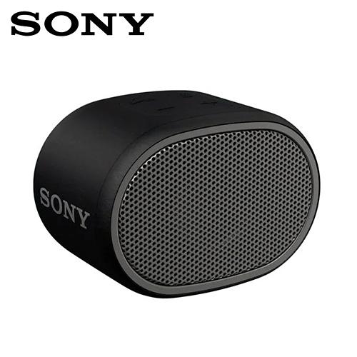 【SONY】SRS-XB01-B 無線藍牙喇叭(黑)