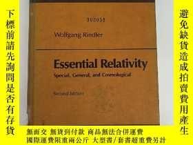 二手書博民逛書店essential罕見relativity(H2164) sec
