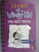 【書寶二手書T2/原文小說_GMA】Diary of a Wimpy Kid-The Ugly Truth: Book