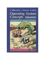 二手書博民逛書店《Operating System Concepts (Addison-Wesley series in computer science)》 R2Y ISBN:020151379X